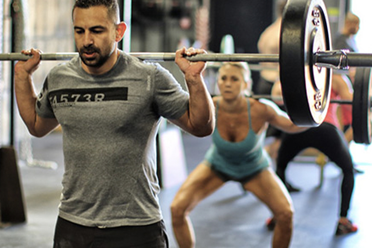 CrossFit Classes near Rancho Cucamonga CA